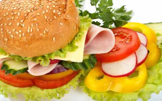 еда, гамбургер, производить, перец, помидоры, телефон, лук, макро, фрукты, едой, сыр,