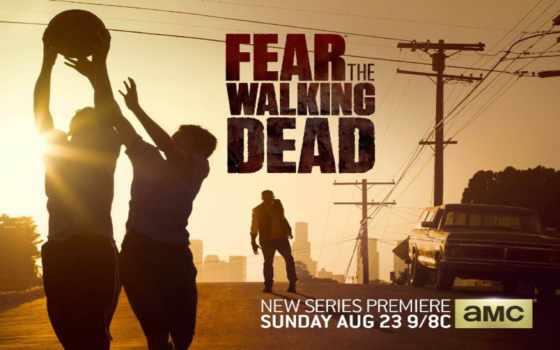 dead, выгул, fear, мертвецов, ходячих, бойтесь, season, серия,