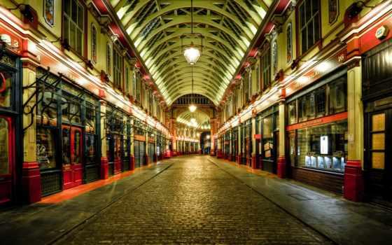 london, ночь, картинка, portrait, репродукция, столица, улица, landmark, canvas, заказать