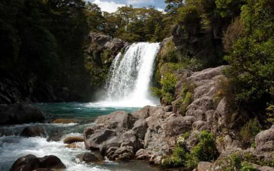 природа, водопады, плитвицкие
