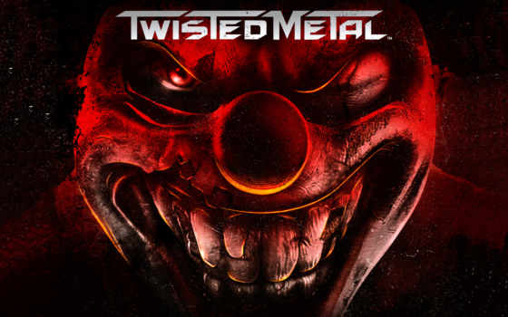 twisted, металл,