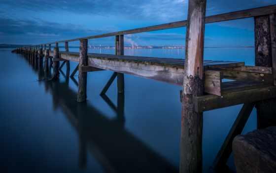 water, pier, tags, devlin, exposure,