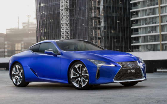 lexus, limited, издание, morphic, coupe, blue, new,