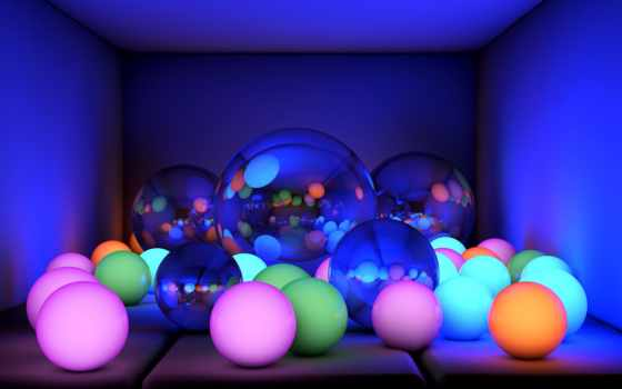 art, шары Фон № 20706 разрешение 2560x1440
