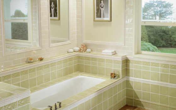 ванной, комнаты, dizain