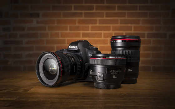 фотоаппарат, canon, объектив