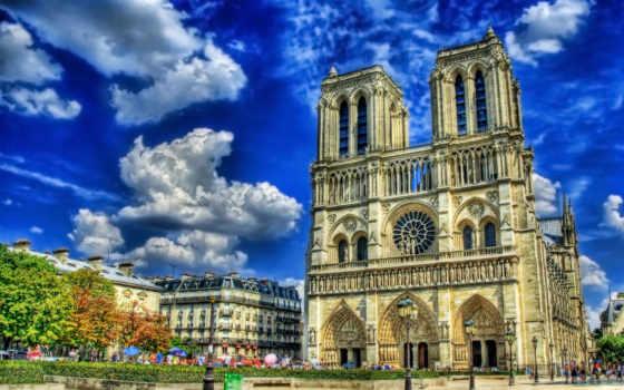 cathedral, сабор парижской богоматери