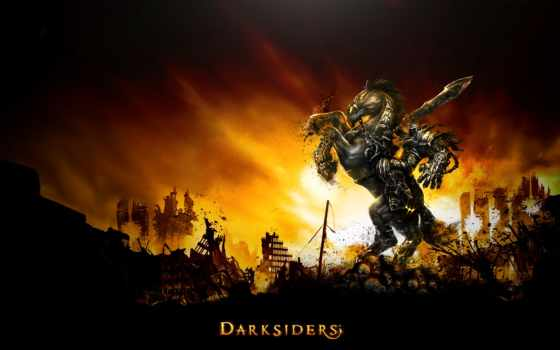 darksiders, war, ryder