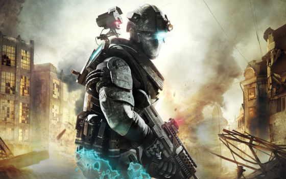 ghost, recon, будущее, солдат, tom, clancy, peacekeeping, game,
