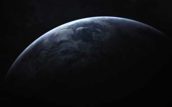 cosmos, planet, land