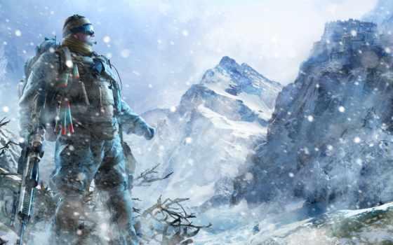 игры, снайпер, воин, ghost, game, года, назад, колентьев, aleksey,