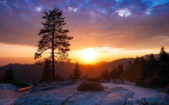 горы, закат, landscape Фон № 133048 разрешение 1920x1200