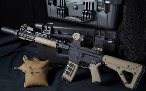 винтовка, assault, weapons, boxes, оружие, штурмовая,