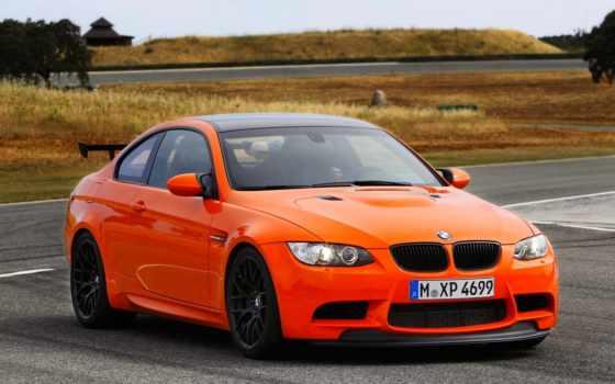 bmw, gts, фары, car, капюшон, оранжевый, авто, машина, full,