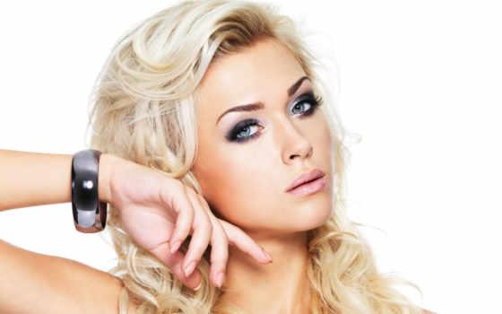 макияж, блондинок, макияжа Фон № 54396 разрешение 1920x1200