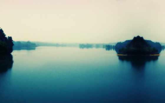 mist, md, landscapes, увеличить, подробнее, нефть, природа, aurora,