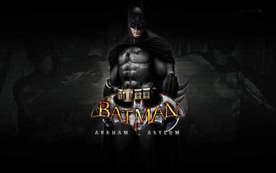 batman, arkham, asylum, игры,