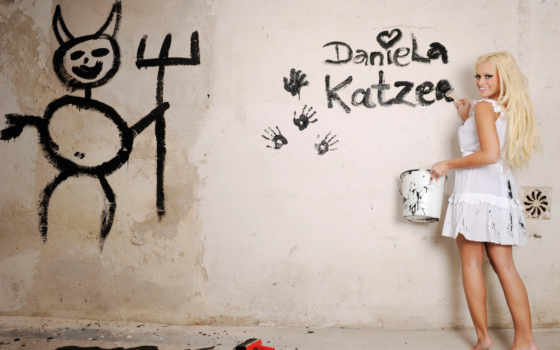 daniela, стена, katzenberger, живопись, paintings, desktop,