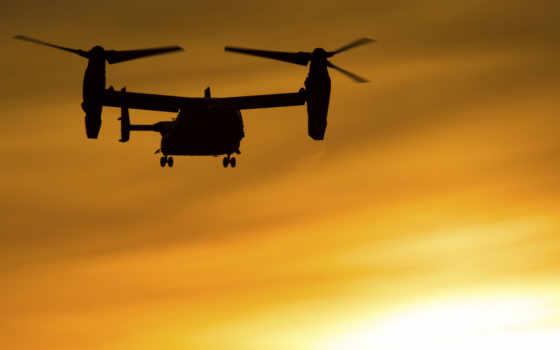 osprey, bell, boeing, tiltrotor, военный,