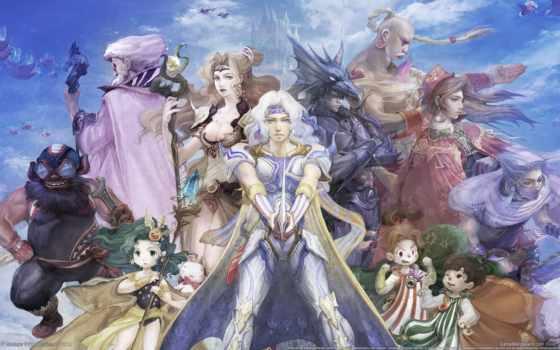 final, fantasy,