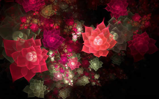 abstract, fractal Фон № 16830 разрешение 1920x1200