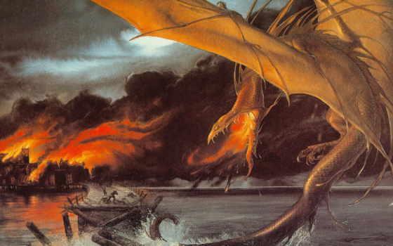 дракон, what, смауг