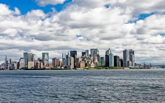 нью, new, york Фон № 100355 разрешение 1680x1050