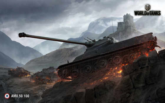 amx, tanks, world Фон № 118918 разрешение 2560x1600