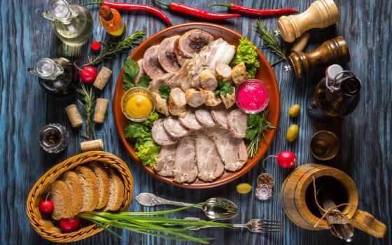 специи, колбаса, meat, images, соус, хлеб, bacon,