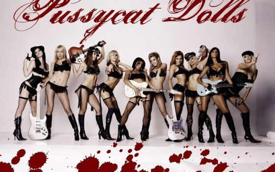 pussycat, dolls, девушки, сексуальные, группа, картинка, вертикали, горизонтали, имеет,
