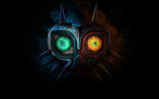 zelda, сказание, маска