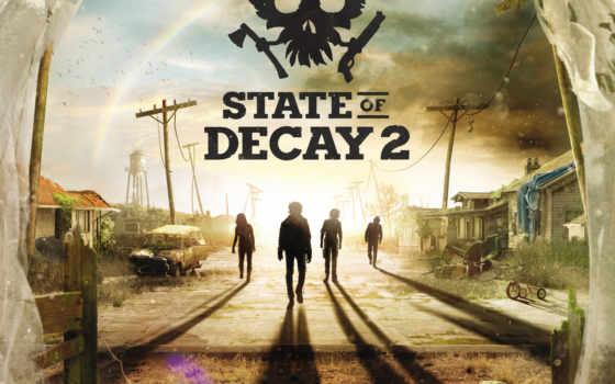 state, decay, labs, нежить, xbox, игры, назад, microsoft, дней, one,