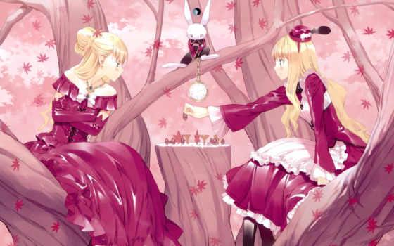 аниме, alice