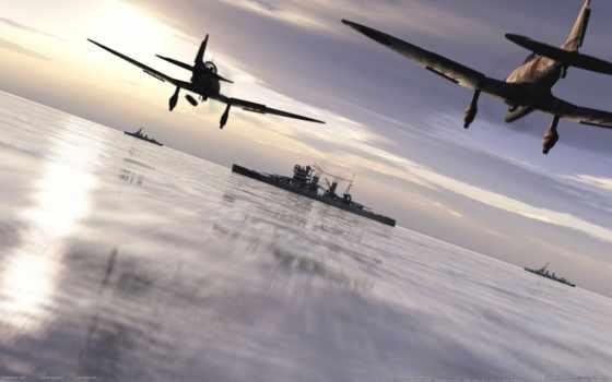 battlefield, game, самолеты