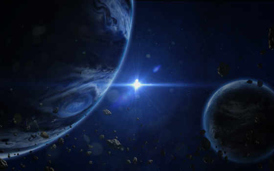 астероиды, звезда