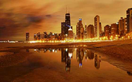 chicago, nights