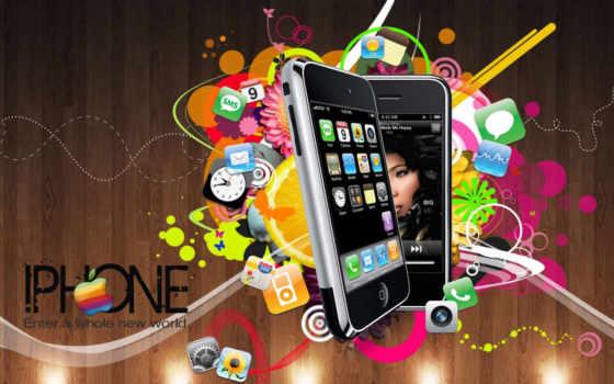 iphone, them, ремонт
