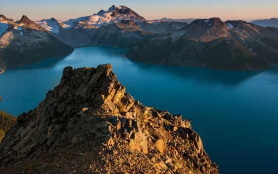 рамки, landscape, природа, качественные, гряда, full, canvas, стиль, горы,