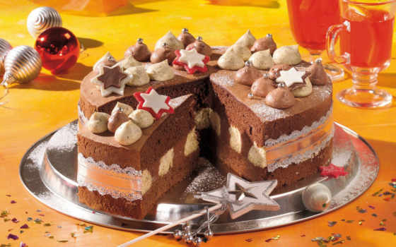 торт, сладости