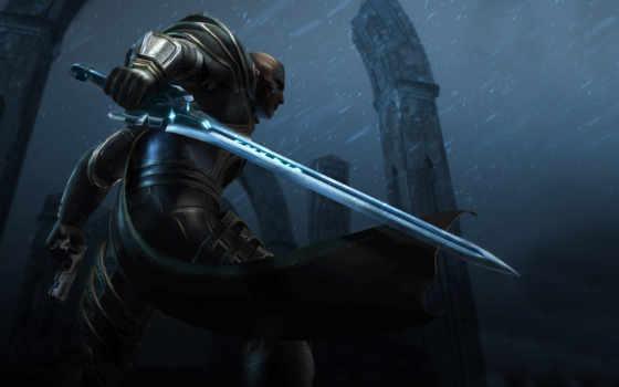 меч, оружие