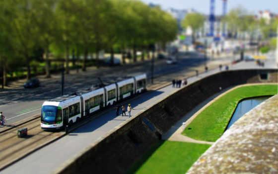города, tilt, страница, корабли, трамвай, shift,
