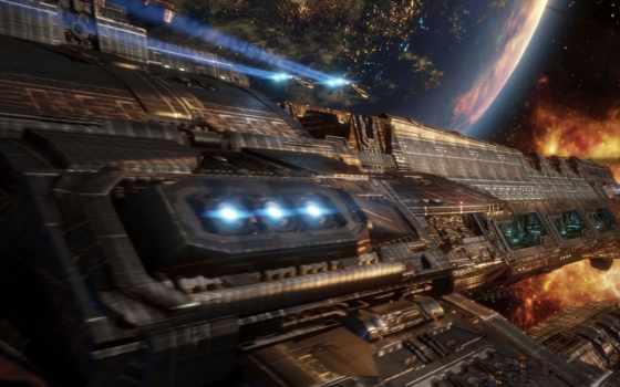 космос, могут, смотреть, космические, vantage, корабли, будущего, dmark,