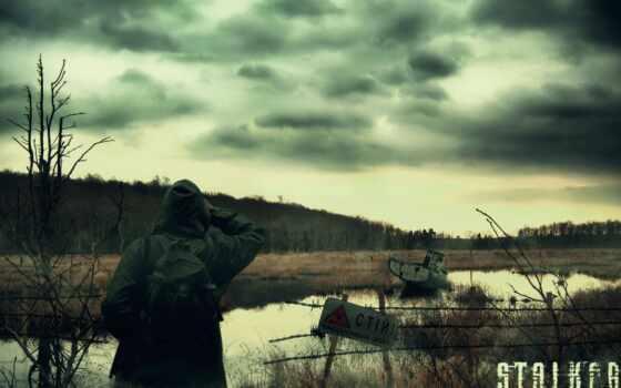 тихий, модификация, день, stalker, одиночк, история,