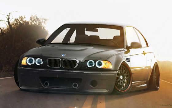 bmw, stance, raited,