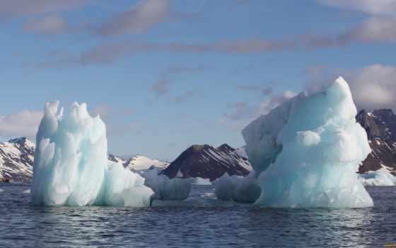 hintergrundbild, desktop, water, iceberg, устройство, mobile, планшетный,