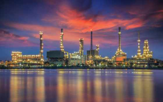 бензин, краснодаре, нефтеперерабаты, отражение, compare, небо, растение, нефть, нпз, propartner,