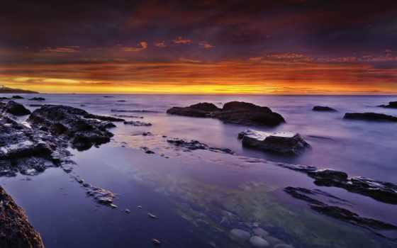 австралия, south, закат, tramonto, paesaggio, mare, paesaggi, sfondi, южная,