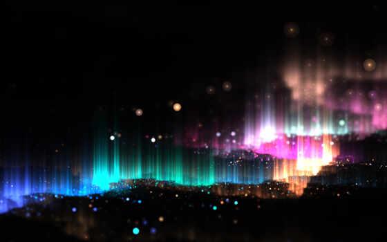 abstract, огни, свет, glitter, art, фон, фото, vivo, fractal, artist