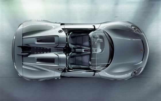 porsche, spyder, concept, характеристики, car, взгляд,