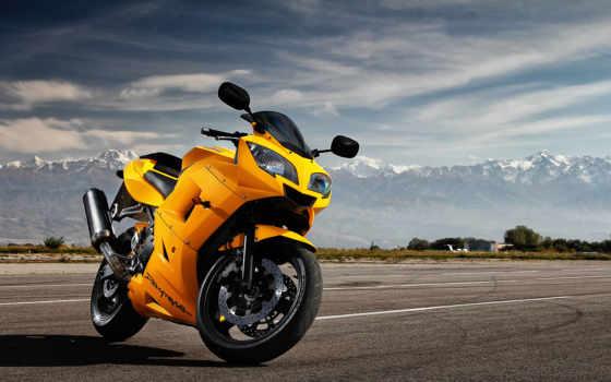 triumph, daytona, мотоцикл, free, motorcycles, custom, категория,